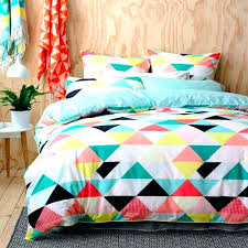 Geometric Duvet Cover Geometric Duvet Covers Medium Size Of Duvet Duvet Covers Queen