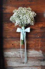 baby s breath bouquet do it yourself babys breath arrangement