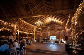 The Barn At Power Ranch How To Light A Barn Wedding Rustic Wedding Chic