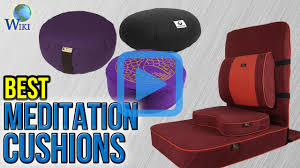 top 10 meditation cushions of 2017 video review