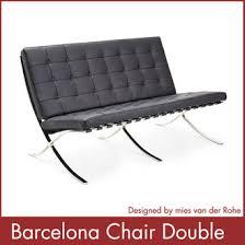 Barcelona Chair Philippines Rcmdin Rakuten Global Market Chair Double Barcelona Chair Mies