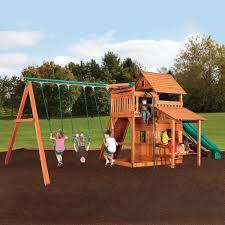 Backyard Adventure Playset by Magellan 5 Play Set