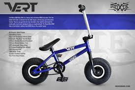 the vert moxie mini bmx bike