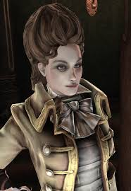 Fable 3 Hairstyles | image long bun hairstyle png the fable wiki fandom powered by