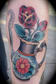 27 best teapot tattoos images on pinterest ink colours and
