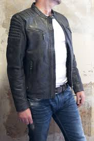 motocross leather jacket gipsy by mauritius chester leather biker jacket my style