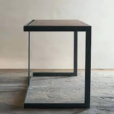 Metal Desks For Office Office Desk Office Metal Desk Modern L Steel Suspended Wood