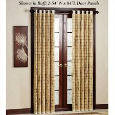 French Home Decor Home Decoration Curtains For French Doors In Bedroom Patio Door