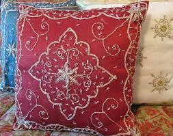 handmade pillows covers