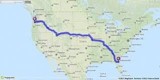 driving directions from jacksonville florida to vancouver