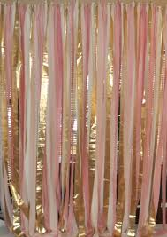 backdrop fabric blush pink and gold dyed fabric backdrop for ceremony 5ft x