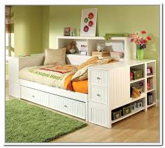 Daybed With Storage Underneath Charming Daybeds With Storage Drawers White Build A Daybed With