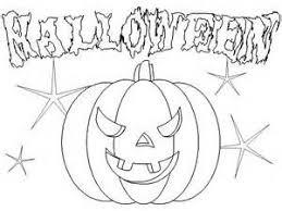16 halloween colorings images halloween