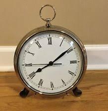 Pottery Barn Outdoor Clock Pottery Barn Clock Ebay