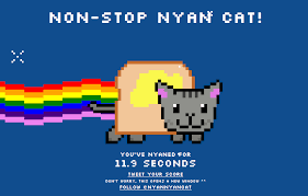 Nyan Cat Memes - warner bros being sued for using internet memes without