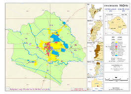 Abhanpur Master Plan 2031 Report Abhanpur Master Plan 2031 Maps by Existing Land Use Chhuikhadan Lowcosthousing Online