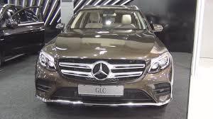 Mercedes Benz Interior Colors Mercedes Benz Glc 250 D 4matic 2016 Exterior And Interior In 3d