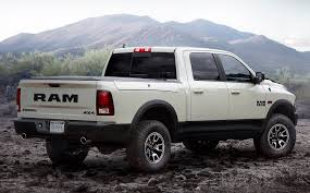 ram trucks announces limited edition rebel mojave sand package
