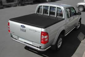 Ford Ranger Truck Bed Cover - ford ranger folding tonneau cover double cab tri fold