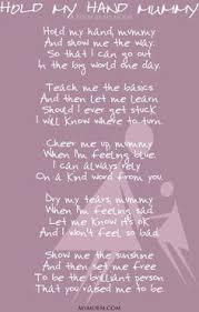 Mother Daughter Keepsakes Mommy Belongs To Me Printable Poem Poem Footprints And Keepsakes