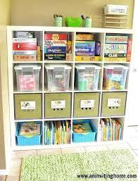 rangement chambre enfant rangement jouet chambre rangements pour les jouets des enfants