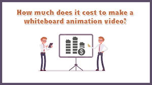 How Much Does It Cost How Much Does It Cost To Make A Whiteboard Animation Video