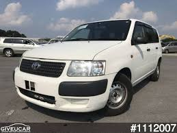 van toyota used toyota succeed van from japan car exporter 1112007 giveucar