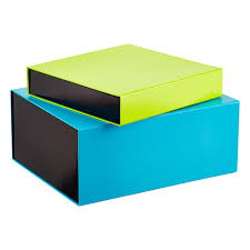 gift boxes collapsible gift boxes with with striped interiors the container