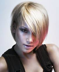 inverted bob haircut with soft edges and a light airy finish
