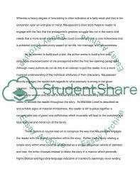 her story necklace images The necklace an thematic analysis essay example topics and well jpg