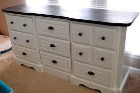 diy dresser diy white painted dresser a merry life