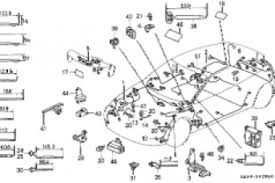 honda wiring harness diagram wiring diagram