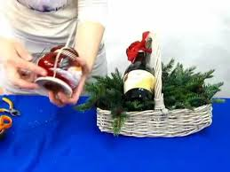 build a gift basket how to build a wine gift basket diy
