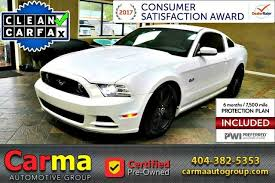 used 2014 ford mustang gt 2014 ford mustang gt stock 14162 for sale near duluth ga ga