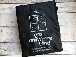 Stick On Blackout Blinds Review Gro Company Gro Anywhere Blind Real Mum Reviews