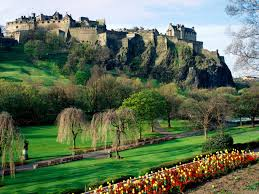 places to visit in edinburgh