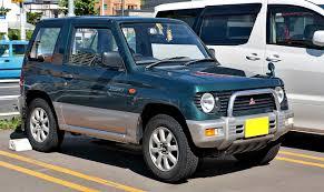 mitsubishi strada 1994 mitsubishi pajero mini