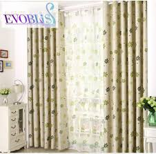 popular garden curtains buy cheap garden curtains lots from china the flower garden styyle curtains for living room floral print curtains for bed room rideaux pour