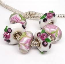 glass beads pandora bracelet images 25 best lampwork beads images jewelry beads and dremel jpg