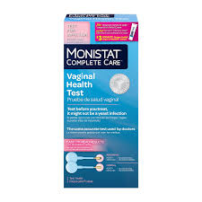 Home Std Test by Amazon Com Monistat Complete Care Vaginal Health Test 2 Test