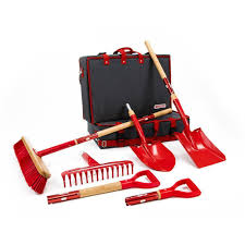 amazon com redhed tools essential garden tool kit soft case