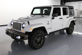 jeep rubicon all white used 2017 jeep wrangler unlimited for sale 38 230 vroom