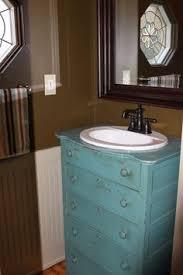 Refurbished Bathroom Vanity Photo Of Front View Antique Bathroom Vanity Antique Oak Dresser