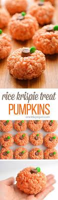 rice crispy treat pumpkins winona s restaurant bakery rice krispie treat pumpkins