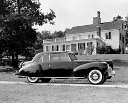 1940 lincoln continental lincoln supercars net