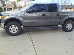 Ford F150 Truck Rims - show me your leveled trucks with oem rims page 69 ford f150