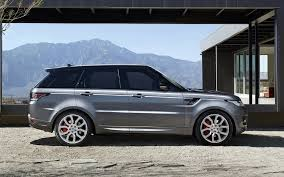 2015 Range Rover Gets Updated Diesel V6