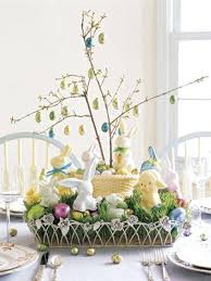 table decor creative easter table decor pictures iseohome