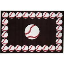 sports area rugs you u0027ll love wayfair