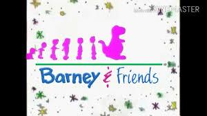 barney custom intro logo version 2 youtube